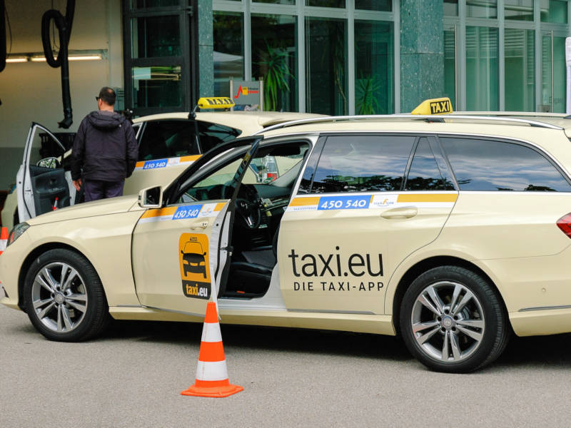isarfunk fr taxiprofis - Taxi Und Mietwagen Prufung Muster